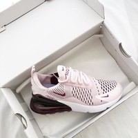 ❤shosouvenir❤ Nike Air Max 270 men and women The air cushion shoes