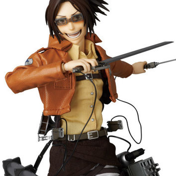 Real Action Heroes No. 706: Hanji Zoe | Attack on Titan [Pre-order]