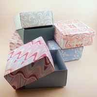 Origami Box Gift Box Favor Box Hand Made by CreativeLifeByEmily