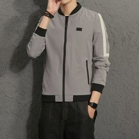 new Men Japanese Style Fashion Jacket size mlxl