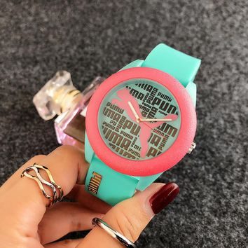 PUMA Watch Silicone