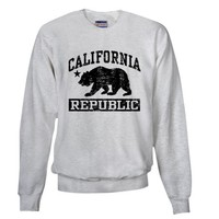 California Republic Sweatshirt