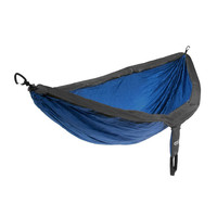 Eno Doublenest Hammock Charcoal/Royal One Size For Men 22998211001