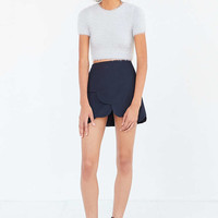 Kimchi Blue Fuzzy Cropped Tee - Urban Outfitters