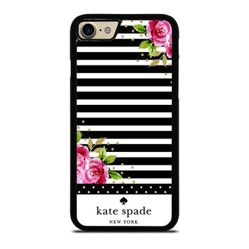 KATE SPADE FLORAL POLKADOTS iPhone 7 Case Cover