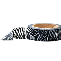 Zebra Stripes Washi Tape