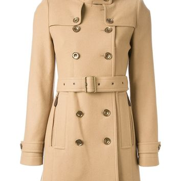 Burberry Brit classic double breasted coat