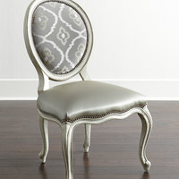 Dover Side Chair - Old Hickory Tannery