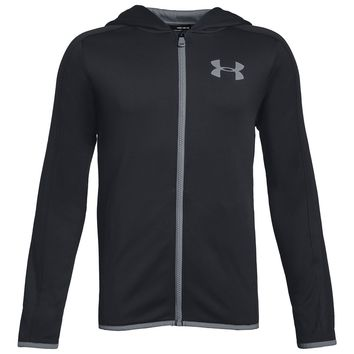 Boys 8-20 Under Armour Armour Fleece Full-Zip Jacket