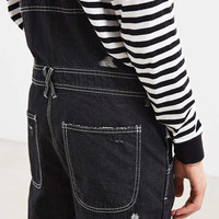 BDG Destructed Denim Overall | Urban Outfitters