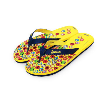 Summer Stylish Print Casual Beach Shoes Slippers [4918325636]