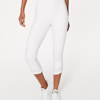 Ready Set Go Crop *21"