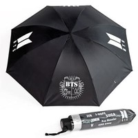 Hot sale kpop Fashion harajuku BTS Bangtan boys Jimin Suga Jungkook umbrella