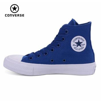 DCKL9 NEW Converse Chuck Taylor All Star II High men women's sneakers canvas shoes Classic p