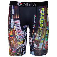 Ethika Men's Tokyo City Shops The Staple Fit Boxer Brief