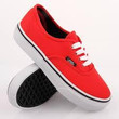 Vans Authentic K-Fiery Red/Blk