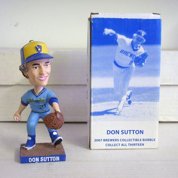 Don Sutton Bobblehead