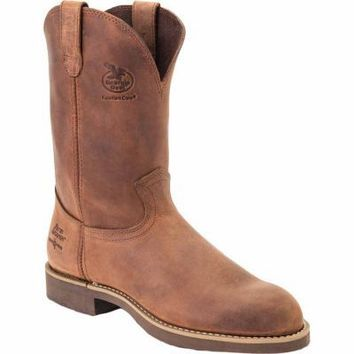 Georgia Men's 11 in. Carbo-Tec Wellington Work Boot