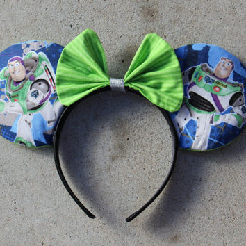 Buzz Lightyear ears
