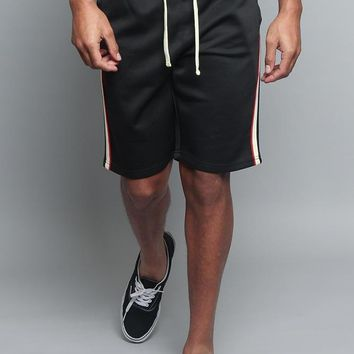 G Striped Track Shorts JS26 - A1E