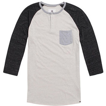 On The Byas Nail Pocket Baseball Tee at PacSun.com