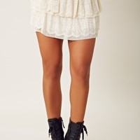 Raga Lace Skirt