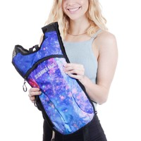 2 Liters Galaxy Hydration Backpack