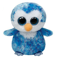 TY Beanie Boos Ice Cube the Penguin Small 6""