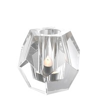 Crystal Candle Holder   Eichholtz Coquette