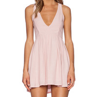 Toby Heart Ginger Under the Stars Dress in Blush