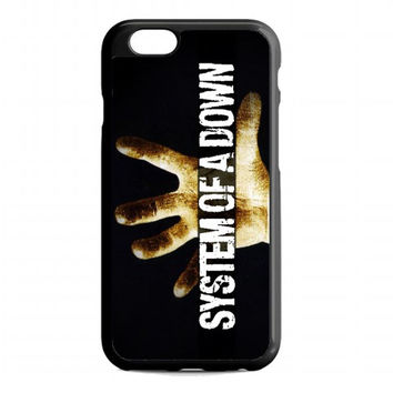 System of A Down For iphone 6 case