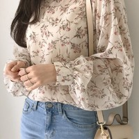 Rudy Floral Blouse