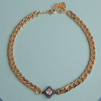 Diamond Duotone Choker