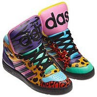 adidas Jeremy Scott Instinct Hi Shoes | Shop Adidas
