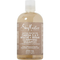 SheaMoisture Sacha Inchi Rescue & Repair Clarifying Shampoo