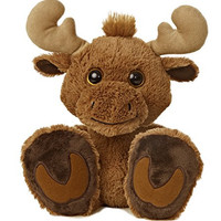 Aurora World Taddle Toes Maple Moose Plush, 10""