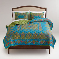 Gina Quilt | World Market