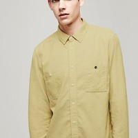 Rag & Bone - Penn Shirt, Yellow