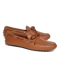 Tie Driving Moccasins - Brooks Brothers