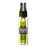Natural Bug Spray and Tick Repellent with Organic Essential Oils - Woodland Trails™ by DA Aromatherapy Collection™ 2.7oz