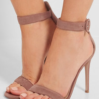Gianvito Rossi - Suede sandals