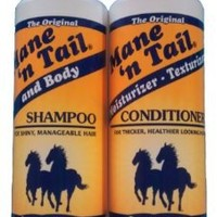Amazon.com: Mane 'n Tail 32 oz. Shampoo + 32 oz. Conditioner (Combo Deal): Health & Personal Care