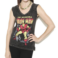 Ironman Tank | Shop Just Arrived at Wet Seal