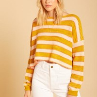 Just My Stripe Pullover