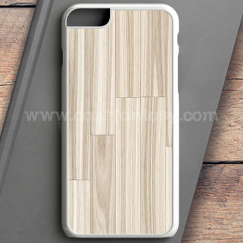 Grey Brown Seamless Wooden iPhone 6S Plus Case | casefantasy