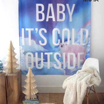 Aeropostale  Cold Out Wall Tapestry