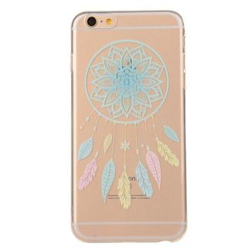 Hollow Out Dreamcatcher Case Cover for iphone 5s 6 6s Plus + Gift Box 42-170928