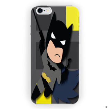 Batman Kids For iPhone 6 / 6 Plus Case