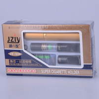 JY- 036 Change Filter element Type Filter Cigarette Holder Golden - Default