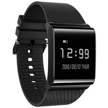 Smart Watch Bracelet 0.95 Inch OLED Fitness Tracker Pedometer Waterproof Smart Wrist Blood Oxygen Heart Rate Monitor